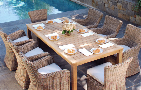 Outdoor Dining, Restaurant - Outdoor Dining Hotel Furniture & Furnishings